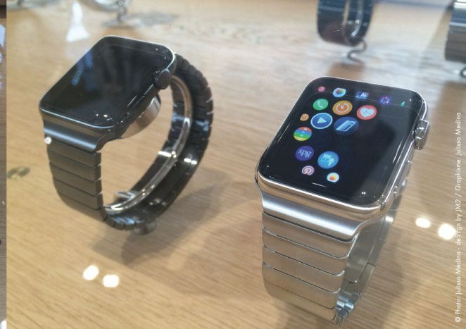 APPLE-WATCH-modèle-maillons